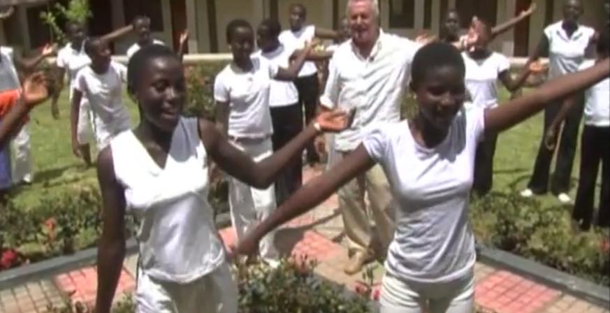 Documental «Cantos de Ghana»
