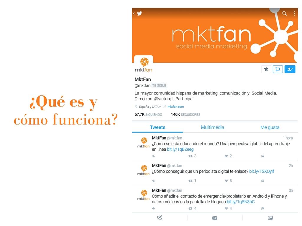 ¿Qué es y cómo funciona mktfan?
