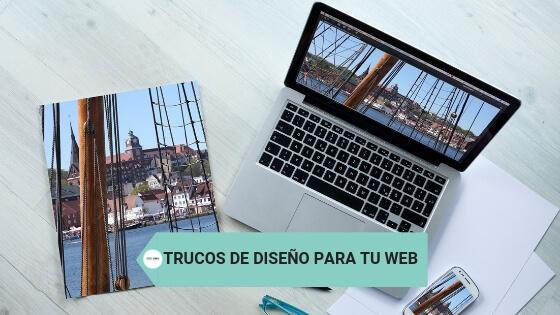 trucos de diseño para tu web