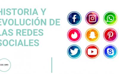 Origen y evolución de las redes sociales: De Six Degrees hasta Tik Tok