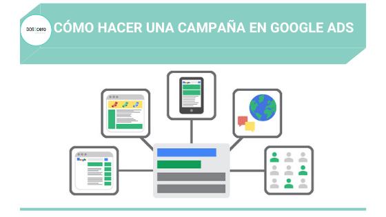 Cómo hacer una campaña en Google Ads